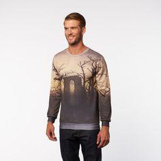 Dark Gate Sweater // Black (XS)