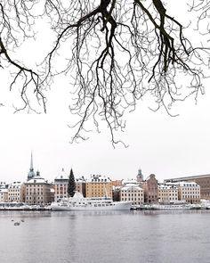 "Eva Tsang (@thetrottergirl) on Instagram: ""Winter is my favorite #stockholm"""