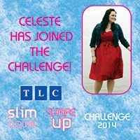 Celeste has joined the Challenge! www.tlcforwellbeing.com
