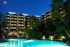 Hoteles para niños de la Costa Blanca:  Albir Playa & Spa, Alfaz del Pí. Viajacontuhijo, especialistas en viajes monoparentales