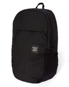 Sac sport Mammoth noir d'Herschel #backpack #herschel