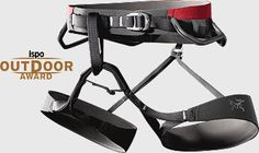 More harnesses. Gear of the Year award winner. Rock Climbing Harness, Climbing Backpack, Black Diamond, Outdoor Gear, Backpacking, Gears, Award Winner, Warfare, Ferrari