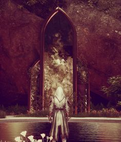 Screenshots from videogames and reviews : The Well Of Sorrows