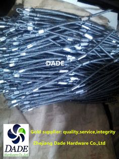 Whipchecks Safety Cable By DaDe Mail:janice@dadehardwareco.com Mobile:+0086-139609842802