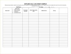Client Call Log Template  Download This Client Call Log Template