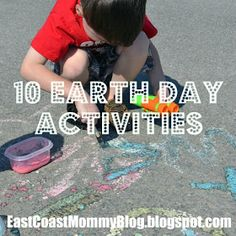 East Coast Mommy: 10 {Earth Day} Activities for Kids