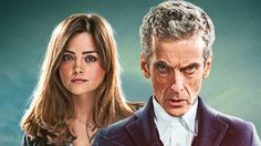Peter Capaldi is 'on amazing form' in new season of 'Doctor Who' / Doctor Who Peter Capaldi Jenna Coleman 2