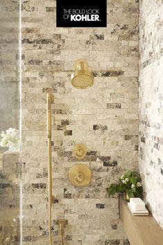 Shower Remodel, Bath Remodel, Bathroom Renos, Master Bathroom, Home Reno, Beautiful Bathrooms, Bathroom Inspiration, Home Remodeling, Home Improvement