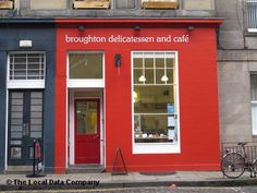 Broughton Delicatessen Deli Cafe, Take The High Road, Uk Holidays, Best B, Edinburgh Scotland, Most Favorite, Food Design, Places To Eat, Old Town