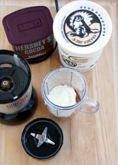 Chocolate Cake for One : Magic Bullet Blog