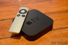 Time to sell the old Apple TV and upgrade to the new 1080p Apple TV...