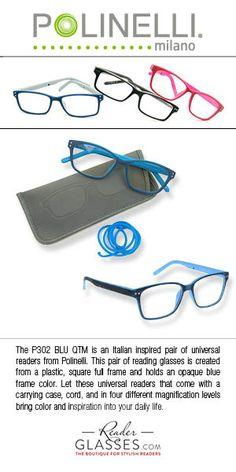 92dd019b229 22 Best Polinelli Premium Reading Glasses images