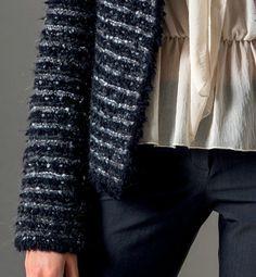 Coco Chanel, Crochet Fashion, Leg Warmers, Knit Crochet, Knitting, Gilets, Cardigans, Inspiration, Hats