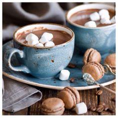 Mmmm it's hot chocolate season <3