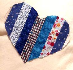 #patchwork #heart