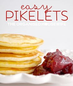 Easy Pikelets Easy Pikelet Recipe After school snack for kids The post Easy Pikelets appeared first on School Ideas. Gourmet Recipes, Sweet Recipes, Snack Recipes, Cooking Recipes, Healthy Recipes, Easy Cooking, Healthy Cooking, Cooking Tips, Yummy Recipes
