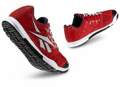 Tênis Reebok Men's CrossFit Nano 2.0 Excellent Red White Captain Blue Steel J99446 #Tenis #Reebok