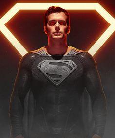 Superman Black Suit, Superman Man Of Steel, Smallville, Fotos Do Superman, Marvel Dc, Marvel Comics, Superman Hd Wallpaper, Superman Artwork, Zack Snyder Justice League