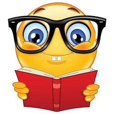 .Everyone loves a nerd emoticon!....lol