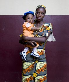 Maternity in Cameroon