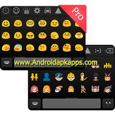 Download Emoji Keyboard Apk v7.4.9 Android Latest Version | Androidapkapps - Emoji Keyboard Apk is a flat style theme keyboard that supports to input emoji