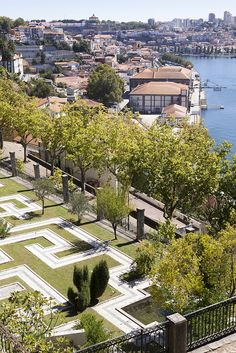 Garden of the Palace of Cristal, in the edge of Douro River www. Portugal Travel, Spain And Portugal, Dear World, Douro Valley, Famous Places, Most Beautiful Cities, World Heritage Sites, Lisbon, Portuguese