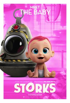 Return to the main poster page for Storks (#2 of 12)