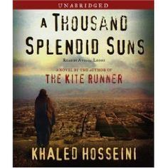 Books to read - After reading The Kite Runner I could hardly wait to get this book.  I've started it 3 times and just can't get into it.  Is it me?