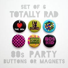 Stocking stuffers- teens, girls, guys, hipster Buttons Pins