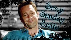 Sexy Sunday Smile