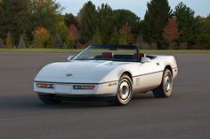 Chevy highlights the six previous generations of Corvette in celebrating the icon's 65th birthday