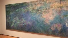 #ClaudeMonet #Monet #Lilies #waterlilies #artcontemporain #MoMA #NY #USA