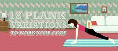 18 Plank Variations to Work Your Core