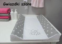 Przewijak USZTYWNIANY na łóżeczko + pokrowiec HAFT (Dla Dzieci Zdrowie i higiena Przewijaki Sztywne)