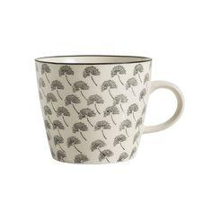 Discover+the+Nordal+Dandelion+Mug+-+Black+at+Amara