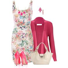 """""""Welcome Spring!"""" by daiscat on Polyvore"""