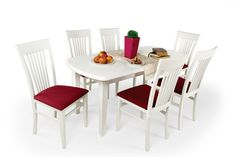 Beluga étkező Dante asztallal - az eredeti Dining Chairs, Dining Table, Outdoor Furniture Sets, Outdoor Decor, Modern, Home Decor, Trendy Tree, Decoration Home, Room Decor