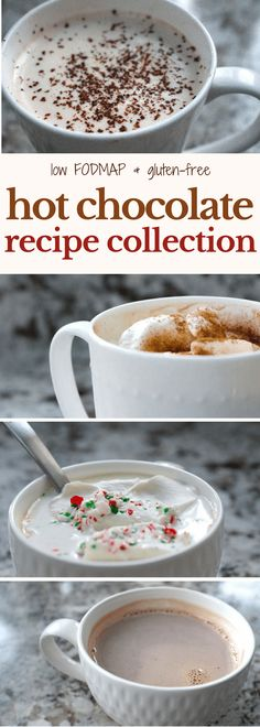 low fodmap hot chocolate recipes collection