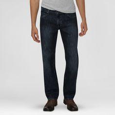 Dickies Relaxed Fit Straight Leg 5-Pocket Jean Dark Indigo (Blue) 40X30