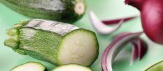 Sałatka z cukinią i soczewicą - lekkość i zdrowie