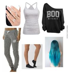 """""""Untitled #161"""" by lynx-lupus on Polyvore featuring American Eagle Outfitters and lululemon"""