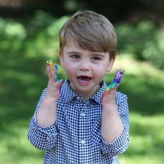 New photos have been released of Prince Louis of Cambridge, to mark his second birthday. Taken by his mother, The Duchess of Cambridge, four images show the young Royal with…