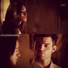 Hayley and Elijah - Season 2