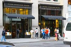 Eataly - 000 sq ft market & restaurants, Ave, NYC owned by Chef Mario Batali & the Bastianich's of B&B (Batali-Bastianich Hospitality Group) & Oscar Farinetti Weekend In Nyc, Weekend Fun, Mario Batali, I Love Nyc, New York City Travel, Nyc Restaurants, Italian Wine, Flat Iron, Restaurant Bar