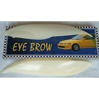 Cheap 96 97 98 All Honda Civic Headlights Eyebrows Eyelids Set sale
