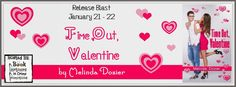 Featured - Release Blast for Time Out, Valentine by Melinda Dozier - Devika Fernando - Author of Romance Novels