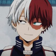 Who's your best friend in class 1a? | Shoto Todoroki!!