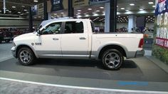 As we have posted earlier in the week, the 2015 RAM 'Texas Ranger' law enforcement concept truck is at the ‪#‎DallasAutoShow‬ this weekend along with the 2015 RAM 1500 with the redesigned front grille. Take the family and participate in the RAM Trucks Ride & Drive...an interactive adventure zone you can steer your way through!  (Just a tidbit of info: Dodge donated $100,000 to the Texas Ranger Museum in Waco!) ‪#‎Ram‬ ‪#‎carshows‬ ‪#‎BonhamChrysler‬ #Chrysler ‪#‎Mopar‬