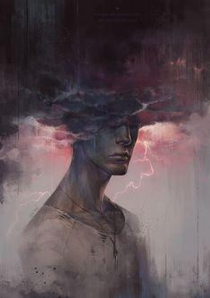 overcast by len-yan on DeviantArt