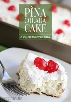 Dreaming of summer? Here's a great dessert to help!